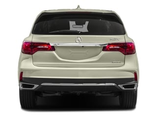 2017 Acura MDX Pictures MDX SH-AWD photos rear view