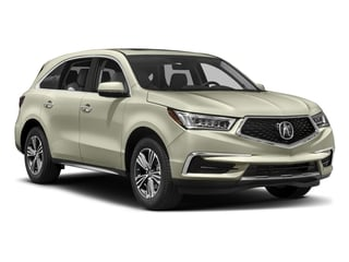 2017 Acura MDX Pictures MDX Utility 4D AWD V6 photos side front view