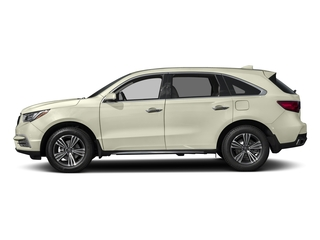 2017 Acura MDX Pictures MDX Utility 4D 2WD V6 photos side view