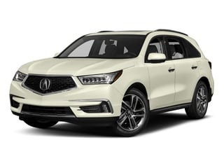 2017 Acura MDX Pictures MDX SH-AWD w/Advance Pkg photos side front view