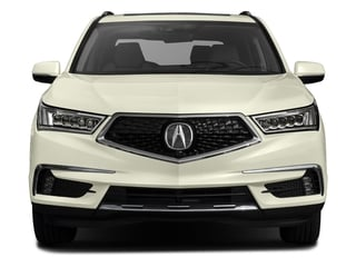 2017 Acura MDX Pictures MDX SH-AWD w/Advance Pkg photos front view