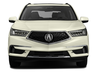 2017 Acura MDX Pictures MDX Utility 4D Advance AWD V6 photos front view