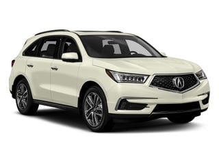 2017 Acura MDX Pictures MDX Utility 4D Advance AWD V6 photos side front view