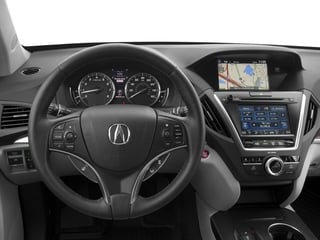 2017 Acura MDX Pictures MDX SH-AWD w/Advance Pkg photos driver's dashboard