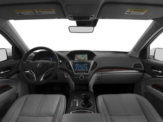 2017 Acura MDX Pictures MDX Utility 4D Advance AWD V6 photos full dashboard