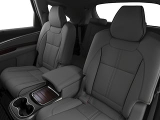 2017 Acura MDX Pictures MDX SH-AWD w/Advance Pkg photos backseat interior