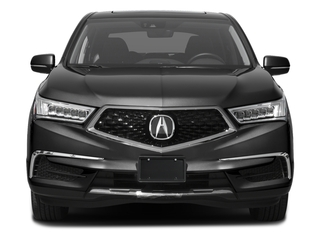2017 Acura MDX Pictures MDX FWD w/Technology Pkg photos front view