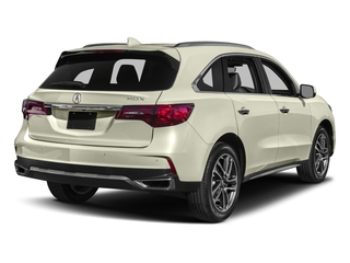 2017 Acura MDX Pictures MDX Utility 4D Advance DVD 2WD V6 photos side rear view