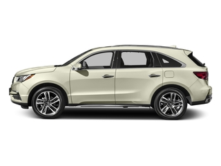 2017 Acura MDX Pictures MDX Utility 4D Advance DVD 2WD V6 photos side view