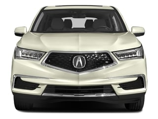 2017 Acura MDX Pictures MDX Utility 4D Technology DVD 2WD V6 photos front view