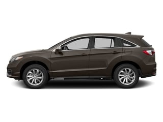 2017 Acura RDX Pictures RDX Utility 4D Technology AWD V6 photos side view