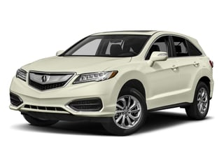 2017 Acura RDX Pictures RDX AWD photos side front view
