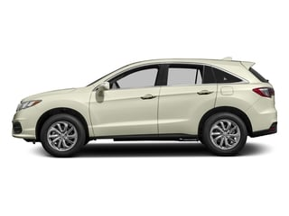 2017 Acura RDX Pictures RDX AWD photos side view