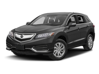 2017 Acura RDX Pictures RDX Utility 4D Technology 2WD V6 photos side front view