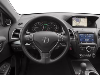 2017 Acura RDX Pictures RDX Utility 4D Technology 2WD V6 photos driver's dashboard