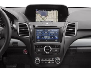 2017 Acura RDX Pictures RDX FWD w/Technology Pkg photos stereo system