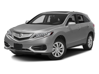 2017 Acura RDX Pictures RDX AWD w/AcuraWatch Plus photos side front view