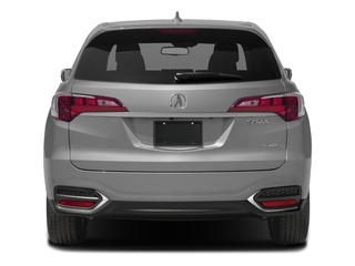 2017 Acura RDX Pictures RDX AWD w/AcuraWatch Plus photos rear view