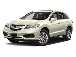 2017 Acura RDX Pictures RDX FWD w/Technology/AcuraWatch Plus Pkg photos side front view