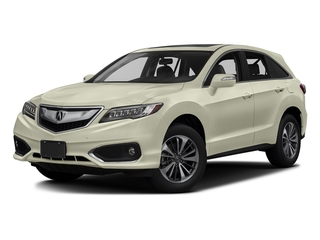 2017 Acura RDX Pictures RDX FWD w/Advance Pkg photos side front view
