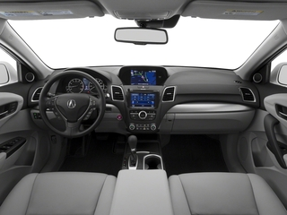 2017 Acura RDX Pictures RDX FWD w/Advance Pkg photos full dashboard