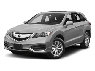 2017 Acura RDX Pictures RDX AWD w/Technology/AcuraWatch Plus Pkg photos side front view
