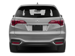 2017 Acura RDX Pictures RDX AWD w/Technology/AcuraWatch Plus Pkg photos rear view