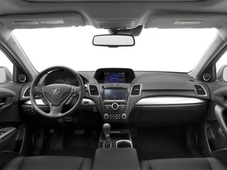 2017 Acura RDX Pictures RDX AWD w/Technology/AcuraWatch Plus Pkg photos full dashboard