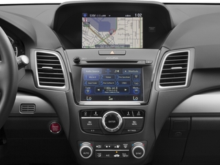 2017 Acura RDX Pictures RDX AWD w/Technology/AcuraWatch Plus Pkg photos stereo system
