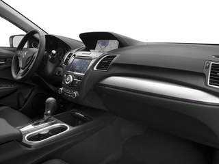 2017 Acura RDX Pictures RDX AWD w/Technology/AcuraWatch Plus Pkg photos passenger's dashboard
