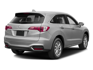 2017 Acura RDX Pictures RDX FWD w/AcuraWatch Plus photos side rear view