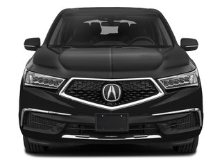 2017 Acura MDX Pictures MDX Utility 4D Technology AWD Hybrid photos front view