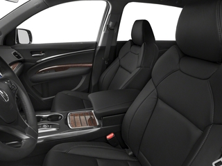2017 Acura MDX Pictures MDX SH-AWD Sport Hybrid w/Technology Pkg photos front seat interior
