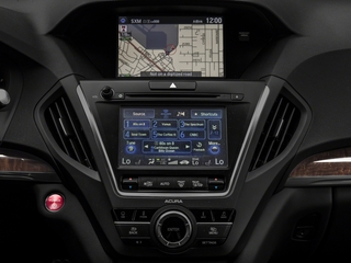 2017 Acura MDX Pictures MDX SH-AWD Sport Hybrid w/Technology Pkg photos stereo system