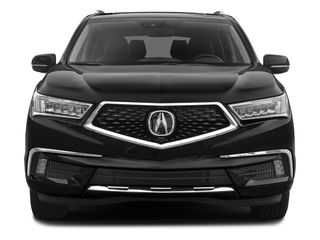 2017 Acura MDX Pictures MDX Utility 4D Advance AWD Hybrid photos front view