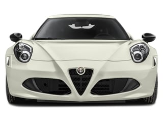 2017 Alfa Romeo 4C Coupe Pictures 4C Coupe 2D photos front view