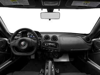 2017 Alfa Romeo 4C Coupe Pictures 4C Coupe 2D photos full dashboard
