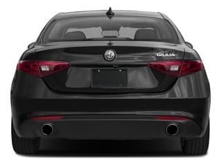 2017 Alfa Romeo Giulia Pictures Giulia AWD photos rear view