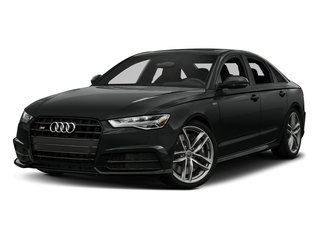 2017 Audi S6 Pictures S6 4.0 TFSI Prestige photos side front view