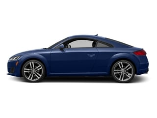 2017 Audi TT Coupe Pictures TT Coupe 2D AWD photos side view