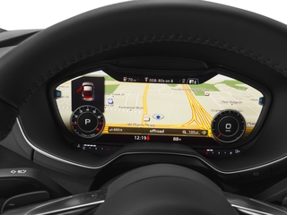 2017 Audi TT Coupe Pictures TT Coupe 2D AWD photos navigation system