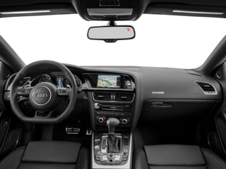 2017 Audi A5 Coupe Pictures A5 Coupe 2.0 TFSI Sport Manual photos full dashboard