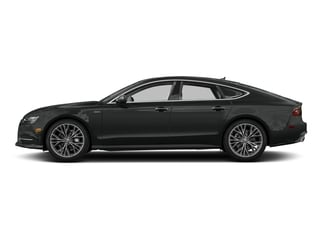 2017 Audi A7 Pictures A7 3.0 TFSI Competition Prestige photos side view