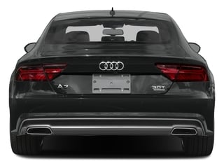 2017 Audi A7 Pictures A7 3.0 TFSI Competition Prestige photos rear view