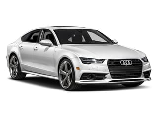 2017 Audi S7 Pictures S7 Sedan 4D S7 Prestige AWD photos side front view