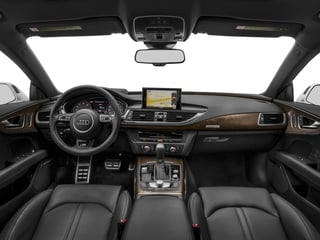 2017 Audi S7 Pictures S7 Sedan 4D S7 Prestige AWD photos full dashboard