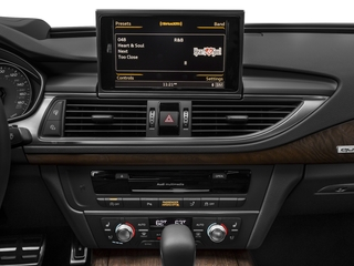 2017 Audi S7 Pictures S7 Sedan 4D S7 Prestige AWD photos stereo system