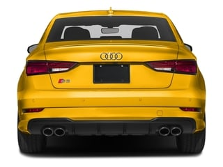 2017 Audi S3 Pictures S3 Sedan 4D S3 Premium Plus AWD I4 Turb photos rear view