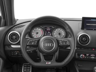 2017 Audi S3 Pictures S3 Sedan 4D S3 Premium Plus AWD I4 Turb photos driver's dashboard