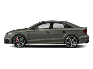 2017 Audi RS 3 Pictures RS 3 Sedan 4D RS3 AWD photos side view